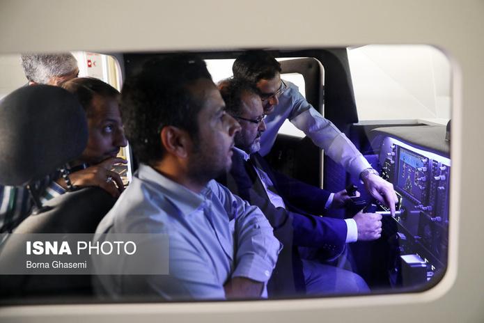 رونمایی از شبیه ساز پرواز هواپیمای سسنا ۱۷۲  صبح امروز با حضور مسئولان دانشگاه تربیت مدرس از شبیه ساز پرواز هواپیمای سسنا ۱۷۲ رونمایی شد. محققان دانشگاه تربیت مدرس موفق به طراحی و ساخت دستگاه شبیهساز پرواز (سسنا ۱۷۲)
