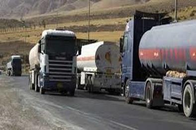 رفتار عجیب ترافیکی در زنجان: اجبار کامیونها به پرداخت عوارض
