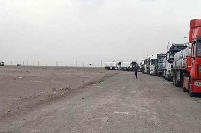 معطلی چندساعته در صف سوخت  در استان های کرمان و هرمزگان+ تصاویر