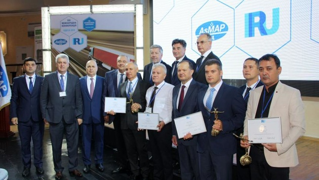 IRU champions road transport excellence in Eurasia