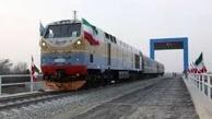 رشد ۲۸ درصدی حمل و نقل بین المللی از پایانه ریلی آستارا - آستارا