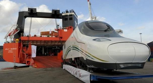 راهاندازی سریعترین قطار خاورمیانه در مسیر مکه به مدینه
