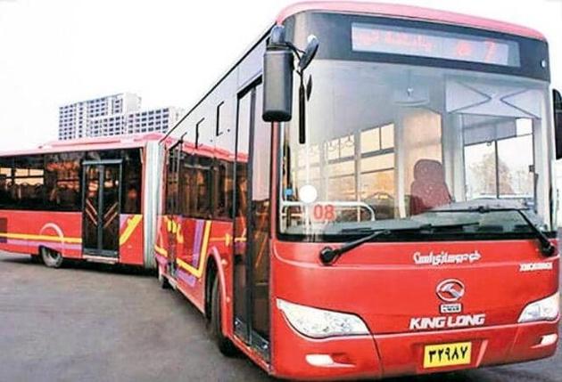 ورود نخستین فاز اتوبوسهای خریداری شده به تهران تا یک ماه آینده
