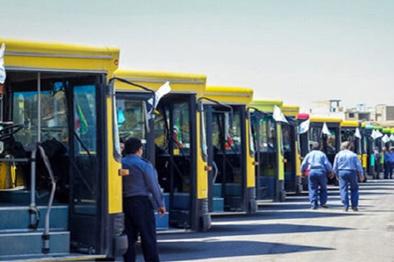 ۵۲ دستگاه اتوبوس جدید وارد ناوگان حملونقل عمومی قم میشود