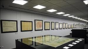 موزه نقشه شهرداری تهران موزه برتر کشور شد