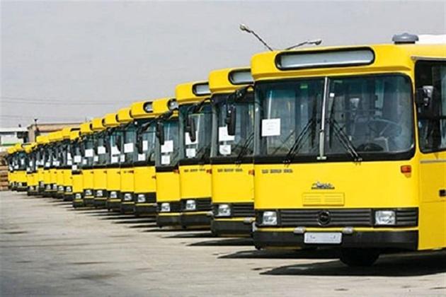 افزودن ۵۰دستگاه اتوبوس به ناوگان حملونقل عمومی اهواز