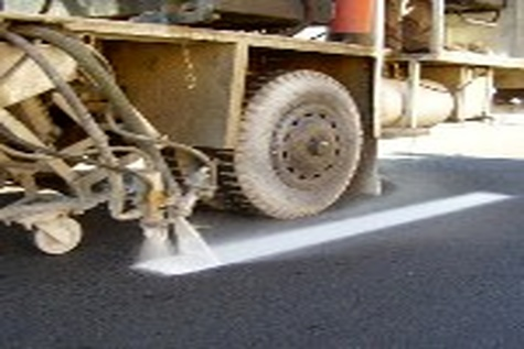 اجرای ۲۵۰ کیلومتر عملیات خط کشی در محورهای حوزه استحفاظی نیشابور