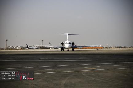 باند فرودگاه مهرآباد از دریچه نگاه دوربین تیننیوز