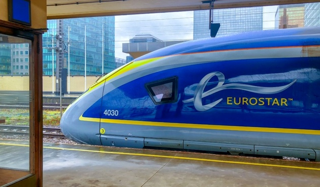 EUROSTAR PREPARING FOR BREXIT AND WORRIED ABOUT BORDER CONTROLS