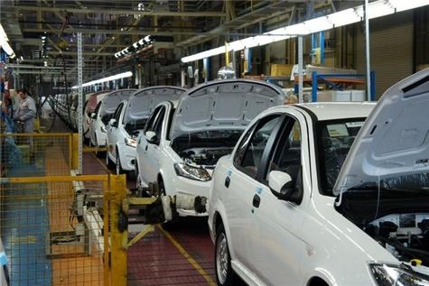افزایش سهم مونتاژیها در آمار تولید خودرو
