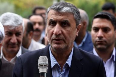 دیدار اسلامی و معترضان مسکن مهر پردیس
