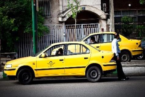 ◄ تاکسیهایی که بی مسافر ماندهاند