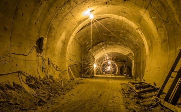 عملیات احداث پایانه آزادگان و توسعه جنوبی خط ۳ مترو آغاز شد