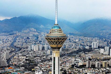 کیفیت هوای پایتخت با شاخص ۶۶، سالم است