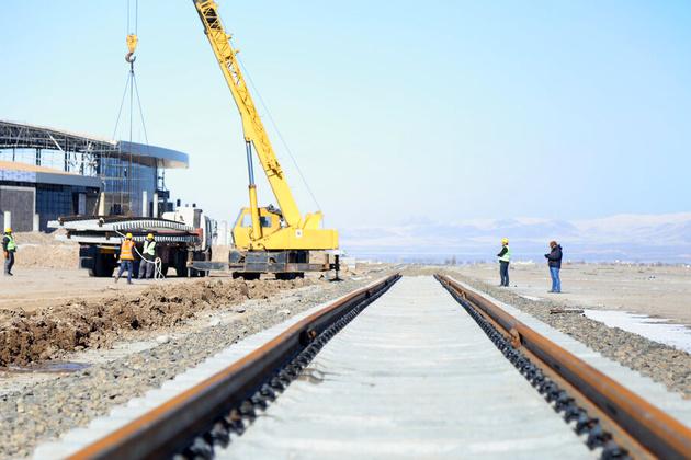 راهآهن اردبیل به جمهوری آذربایجان متصل شود