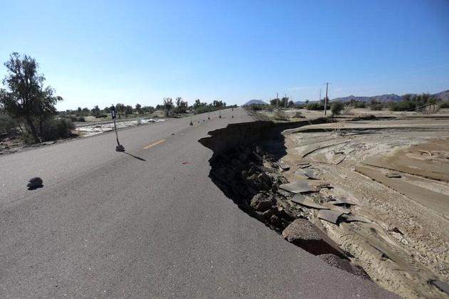 خسارت ۱۵۰ میلیارد تومانی سیل به محورهای سیستان و بلوچستان