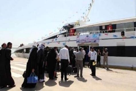◄ افزایش یک فروند شناور به ناوگان حمل و نقل دریایی بندر خرمشهر در سال جاری