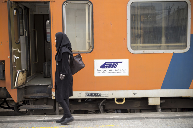 اطمینان خاطر «رجا» به هموطنان از ضد عفونی بودن قطارها