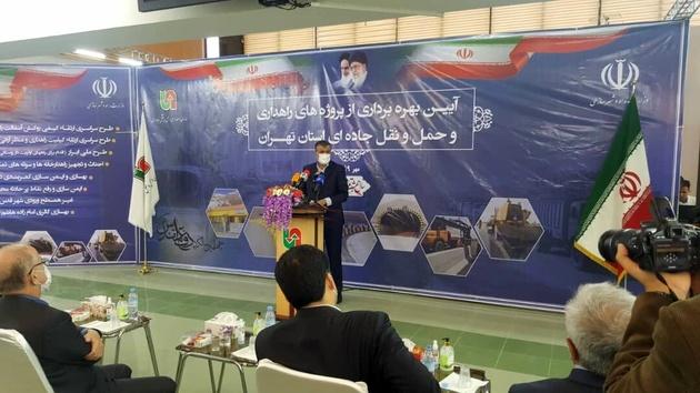 وزیر راه: کمربندی سوم تهران پاییز امسال توسط رییسجمهوری افتتاح میشود