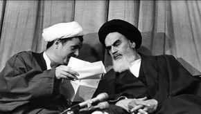 شلیک به هاشمی رفسنجانی در حرم امامخمینی