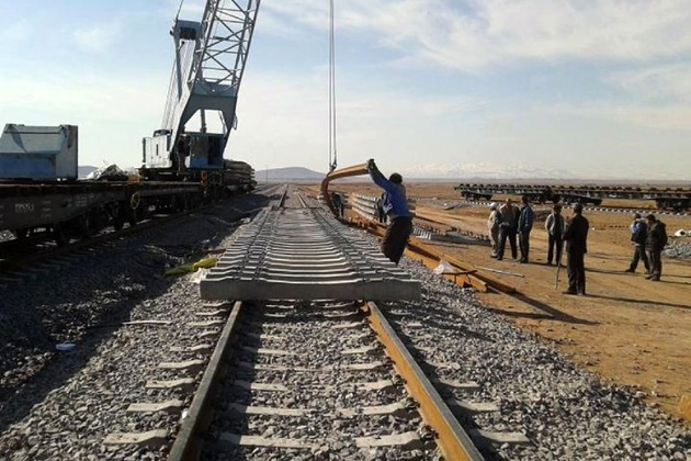 کندی عملیات پروژه قطار سریع السیر تهران - اصفهان