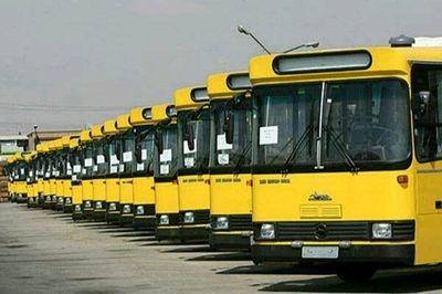 سرویسدهی اتوبوسرانی به مناسبت مراسم سالگرد شهدای هفتم تیر