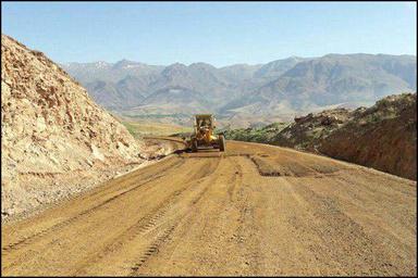 راهسازی زیلایی نادرترین پروژه روستایی در کشور است