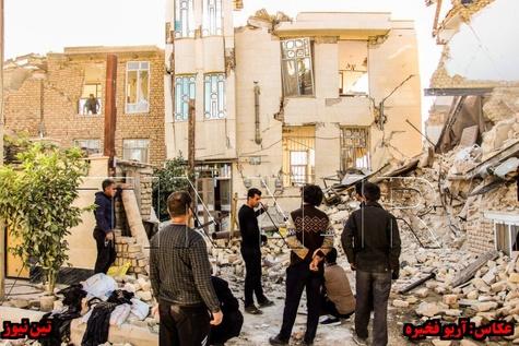 ثبت نام برای دریافت وام زلزله زدگان از فردا