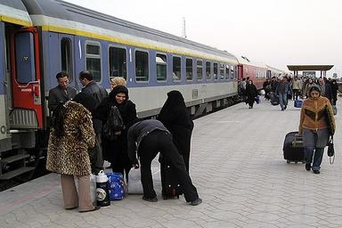 کرونا، ساعت حرکت قطارهای زنجان را تغییر داد