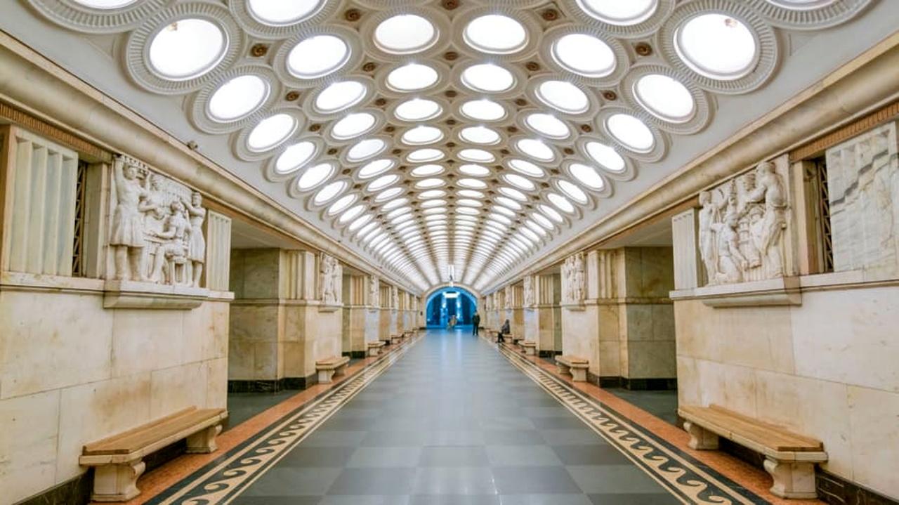Elektrozavodskaya، مسکو