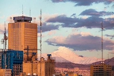 هوای پاک تهران در پاییز(عکس)