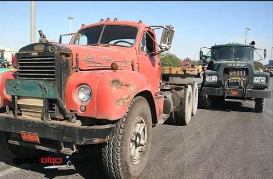 توقف نوسازی کامیونها، کشندهها و اتوبوسهای فرسوده در وزارت نفت