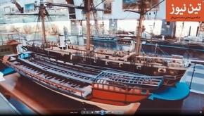 موزه نیروی دریایی روسیه