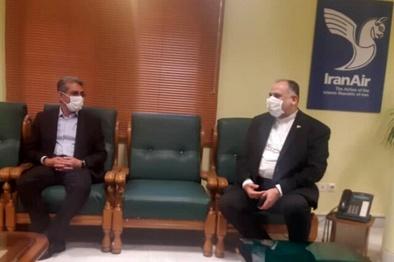 ظرفیت ارزآوری صنایعدستی فارس با حمل ونقل هوایی محقق میشود