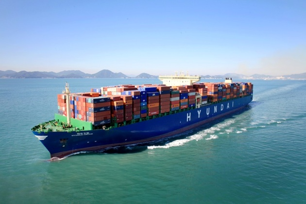 HMM Sets Course for 1 Million TEU Fleet with Megaship Order