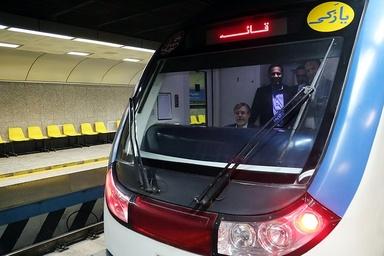 افزایش بودجه مترو با حمایت رئیس شورای شهر