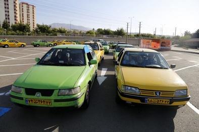 سهمیه بنزین تاکسیها قابل انتقال به ماه بعد نیست