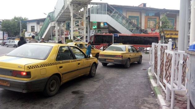تاکسیهای درون شهری بوشهر نوسازی میشوند