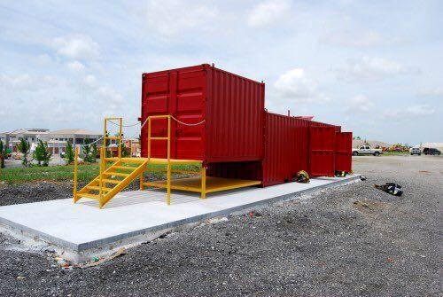تجهیز فرودگاه مشهد به سامانه شبیهساز دود و آتش تولید داخلی