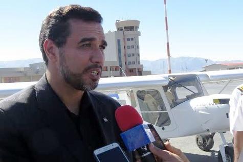 شرکت فرودگاهها بر جذابیت عبور از فضای ایران افزود