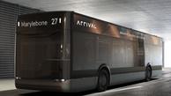 رونمایی از اتوبوس های برقی درون شهری برای روزهای کرونایی