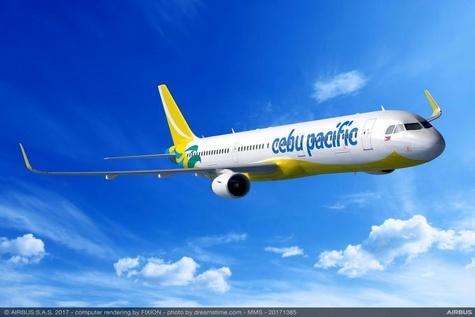 Cebu Pacific orders more A321s