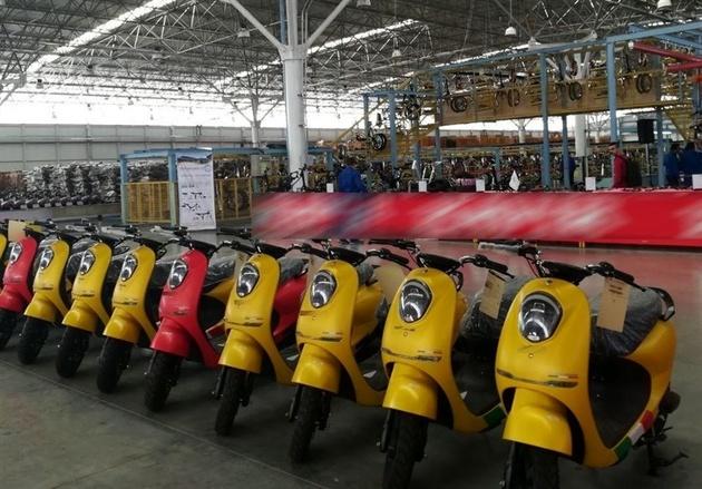 افزایش خرید موتورسیکلتهای برقی/ تسهیلات فروش اقساطی ۱۲ ماهه بدون بهره