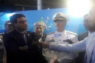 نمایشگاه صنایع دریایی و دریانوردی در کیش