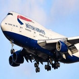 British Airways again cancels most flights on 27 September