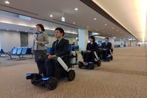 ANA – All Nippon Airways and Panasonic partner to test self-driving e-wheelchairs at Narita Airport