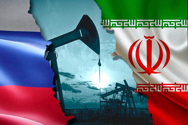 روسها زیر قراردادهای نفتی خود با ایران زدند