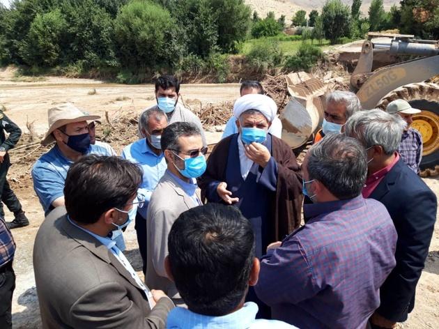 تعقیب قضایی مسببان خسارات وارده ناشی از وقوع سیلاب در قزوین