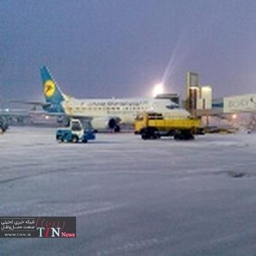 هواپیمای خطوط هوایی ترکیه روی باند فرودگاه بین المللی نپال سر خورد