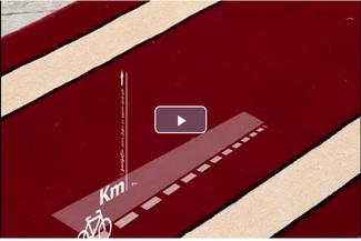 (فیلم) فرش قرمز برای دوچرخهسواران